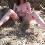 love being naked outdoors, don't you?