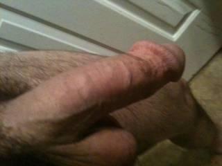 my soft cock..yeah it gets bigger ha