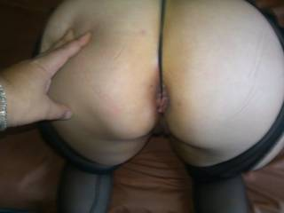 ass submissive wife