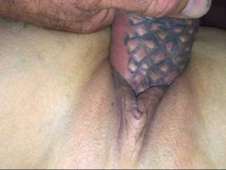 just fucking my hot wife what do you think