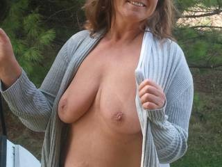 By request :) Just my tits :) you like em?