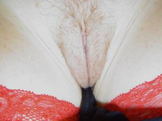 Close up of my pussy as requested :)