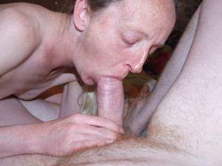 I do like getting a blowjob every day