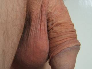 Soft with foreskin off