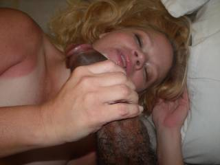 TERESA MOANED AND MEWLED AS I FED HER MY HOT CUM. SHE JACKED MY HUGE BLACK COCK TO WORK OUT EVERY DRIP OF SPERM