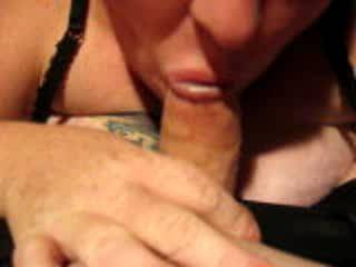 love sucking my hubbys cock...